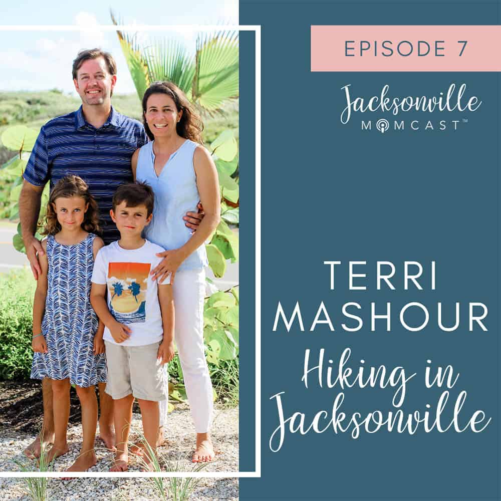 Terri Mashour - Hiking in Jacksonville